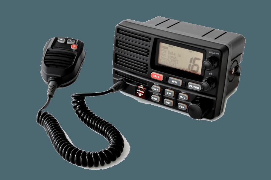 VHF Marifoon met ATIS en DSC