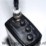 Handheld marifoon of VHF portofoon