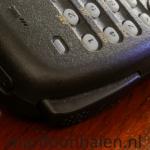 Spreeksleutel of PTT schakelaar